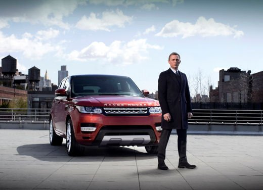 Land Rover Range Rover Sport - Foto 13 di 17