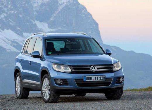 Volkswagen Tiguan in promozione con rate da 280 euro al mese - Foto 2 di 13