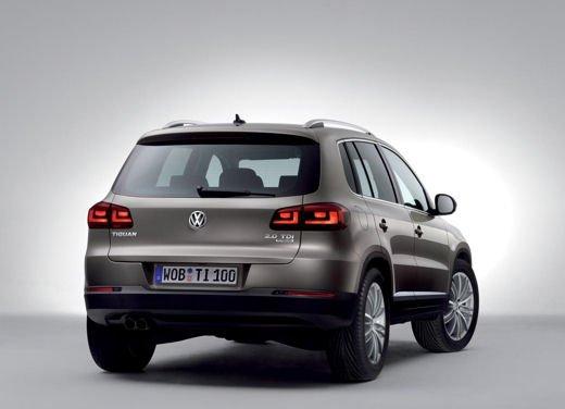 Volkswagen Tiguan in promozione con rate da 280 euro al mese - Foto 6 di 13