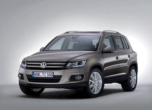 Volkswagen Tiguan in promozione con rate da 280 euro al mese - Foto 7 di 13