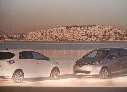Renault Zoe allo Smart Mobility World di Torino - Foto 13 di 19