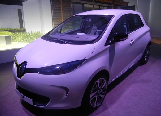 Renault Zoe allo Smart Mobility World di Torino - Foto 14 di 19