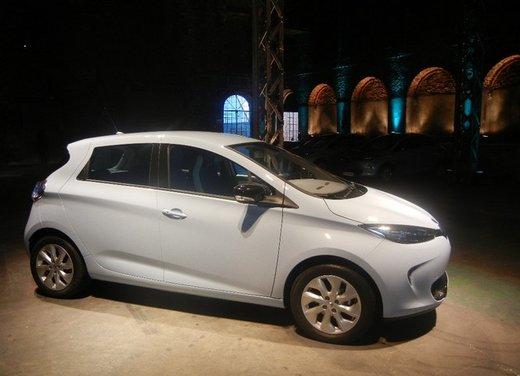 Renault Zoe allo Smart Mobility World di Torino