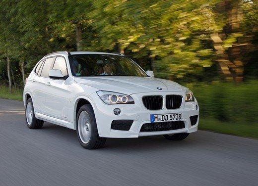 BMW X1 in promozione con rate da 229 euro al mese