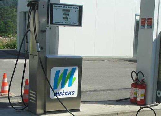 Auto a metano, risparmio per chi viaggia anche a Pasqua