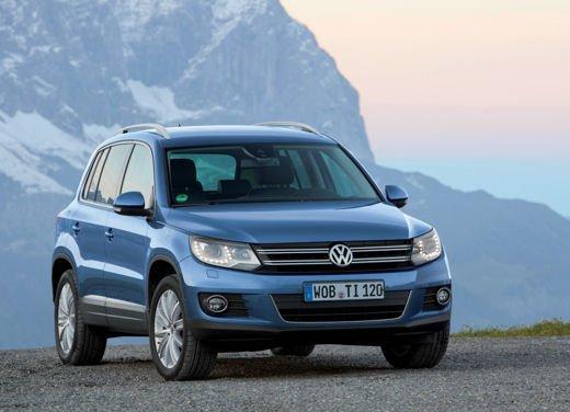 Volkswagen Tiguan la nuova generazione del SUV tedesco nel 2014