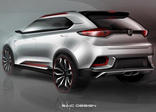 MG CS Concept - Foto 5 di 5