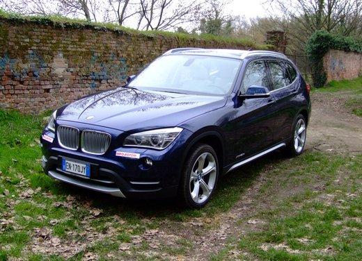 BMW X1 xDrive 20d: prova su strada del piccolo suv bavarese