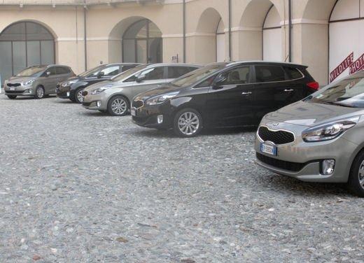 Kia Carens: motori, prezzi ed allestimenti - Foto 5 di 17