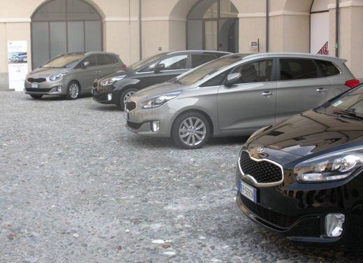 Kia Carens: motori, prezzi ed allestimenti - Foto 6 di 17