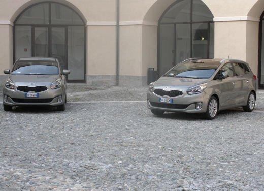 Kia Carens: motori, prezzi ed allestimenti - Foto 7 di 17