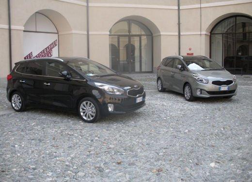 Kia Carens: motori, prezzi ed allestimenti - Foto 8 di 17