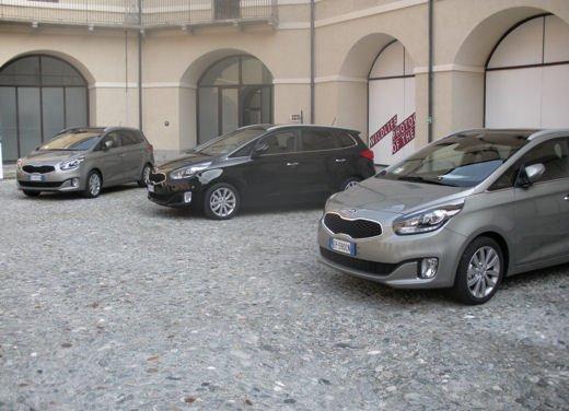 Kia Carens: motori, prezzi ed allestimenti - Foto 9 di 17