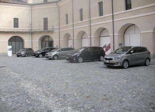 Kia Carens: motori, prezzi ed allestimenti - Foto 10 di 17