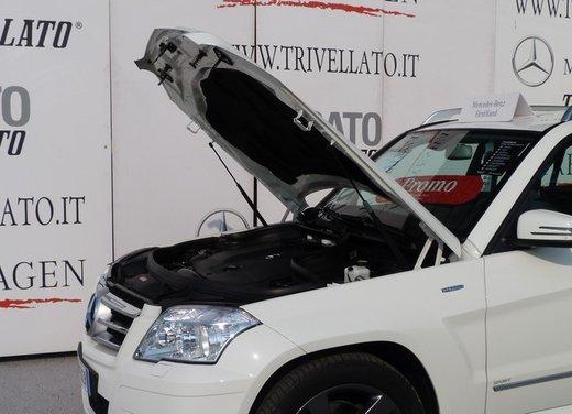 Mercedes GLK 220 CDI FirstHand, provata una Mercedes usata garantita tre anni - Foto 1 di 35