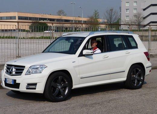 Mercedes GLK 220 CDI FirstHand, provata una Mercedes usata garantita tre anni - Foto 7 di 35