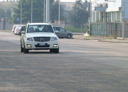 Mercedes GLK 220 CDI FirstHand, provata una Mercedes usata garantita tre anni - Foto 9 di 35