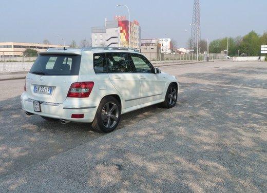 Mercedes GLK 220 CDI FirstHand, provata una Mercedes usata garantita tre anni - Foto 10 di 35
