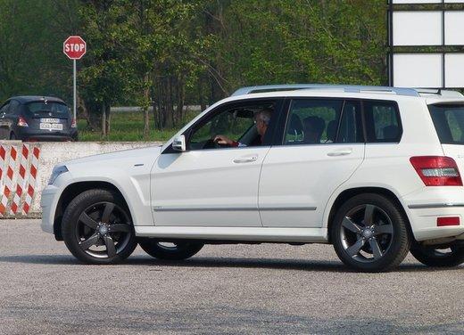 Mercedes GLK 220 CDI FirstHand, provata una Mercedes usata garantita tre anni - Foto 13 di 35
