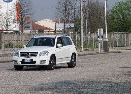 Mercedes GLK 220 CDI FirstHand, provata una Mercedes usata garantita tre anni - Foto 14 di 35