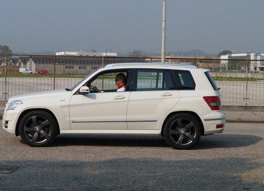 Mercedes GLK 220 CDI FirstHand, provata una Mercedes usata garantita tre anni - Foto 15 di 35
