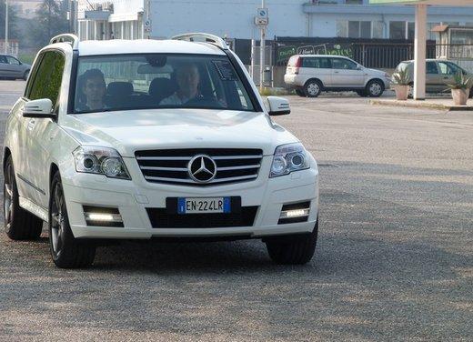 Mercedes GLK 220 CDI FirstHand, provata una Mercedes usata garantita tre anni - Foto 17 di 35