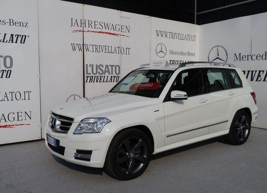 Mercedes GLK 220 CDI FirstHand, provata una Mercedes usata garantita tre anni - Foto 23 di 35