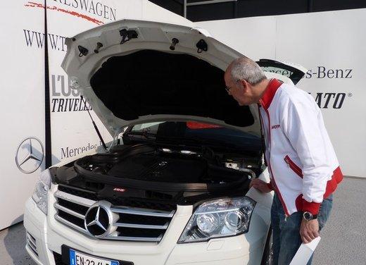 Mercedes GLK 220 CDI FirstHand, provata una Mercedes usata garantita tre anni - Foto 32 di 35