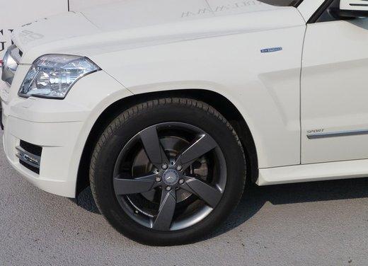 Mercedes GLK 220 CDI FirstHand, provata una Mercedes usata garantita tre anni - Foto 26 di 35