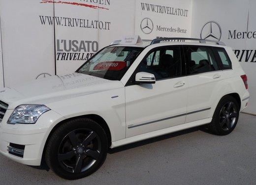 Mercedes GLK 220 CDI FirstHand, provata una Mercedes usata garantita tre anni - Foto 28 di 35