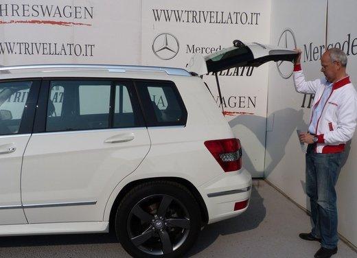 Mercedes GLK 220 CDI FirstHand, provata una Mercedes usata garantita tre anni - Foto 35 di 35
