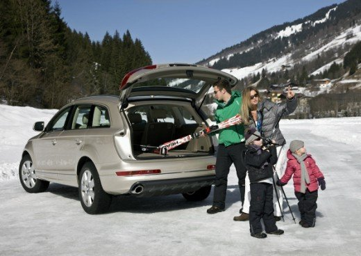 Audi conferma ufficialmente il suo SUV Q8 per la produzione - Foto 12 di 12