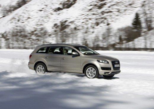 Audi conferma ufficialmente il suo SUV Q8 per la produzione - Foto 4 di 12