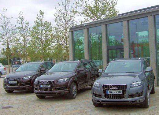Audi conferma ufficialmente il suo SUV Q8 per la produzione - Foto 6 di 12