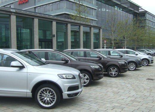 Audi conferma ufficialmente il suo SUV Q8 per la produzione - Foto 7 di 12