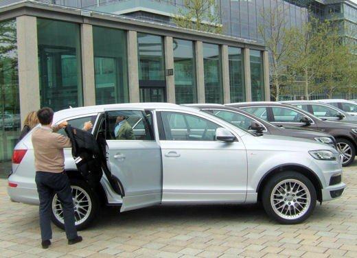 Audi conferma ufficialmente il suo SUV Q8 per la produzione - Foto 8 di 12