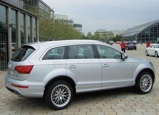 Audi conferma ufficialmente il suo SUV Q8 per la produzione - Foto 9 di 12