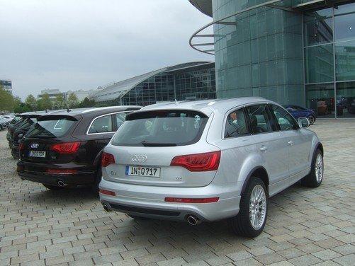 Audi conferma ufficialmente il suo SUV Q8 per la produzione - Foto 10 di 12