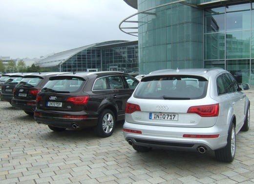 Audi conferma ufficialmente il suo SUV Q8 per la produzione - Foto 11 di 12