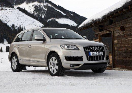 Audi conferma ufficialmente il suo SUV Q8 per la produzione - Foto 5 di 12