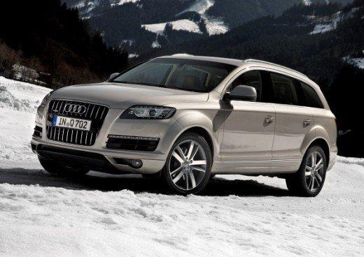 Audi conferma ufficialmente il suo SUV Q8 per la produzione - Foto 2 di 12