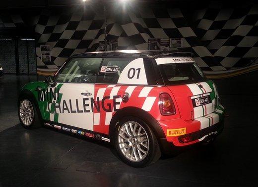 Mini Challenge 2013 protagoniste le Mini Cooper S con kit Racing - Foto 5 di 5