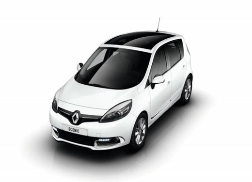 Renault Scenic e Gran Scenic Limited