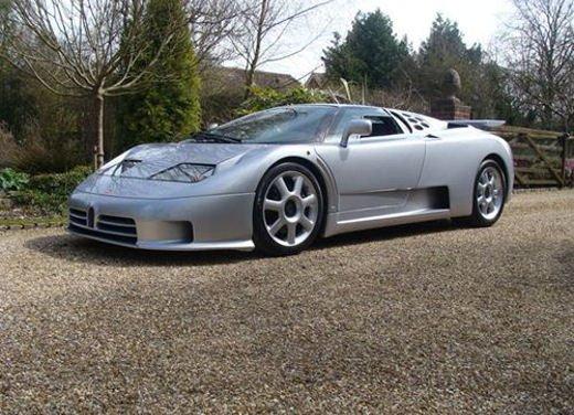 Bugatti EB110 SS by Brabus in vendita a 550.000 euro - Foto 10 di 12