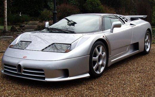 Bugatti EB110 SS by Brabus in vendita a 550.000 euro