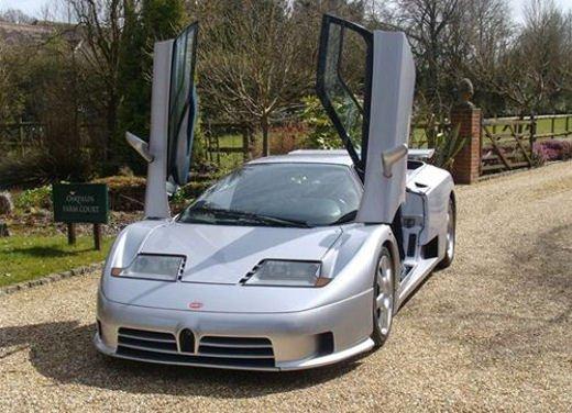 Bugatti EB110 SS by Brabus in vendita a 550.000 euro - Foto 1 di 12