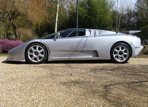 Bugatti EB110 SS by Brabus in vendita a 550.000 euro - Foto 7 di 12