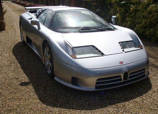Bugatti EB110 SS by Brabus in vendita a 550.000 euro - Foto 8 di 12