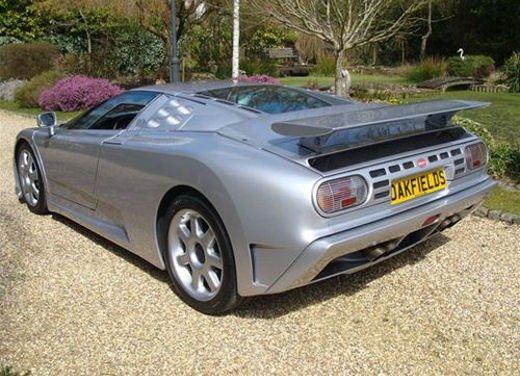 Bugatti EB110 SS by Brabus in vendita a 550.000 euro - Foto 9 di 12