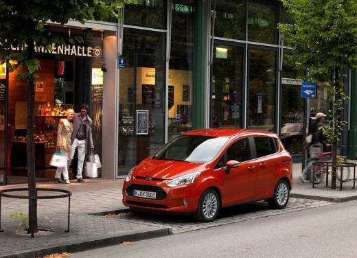 Ford B-Max in promozione con un risparmio di oltre 3.500 euro